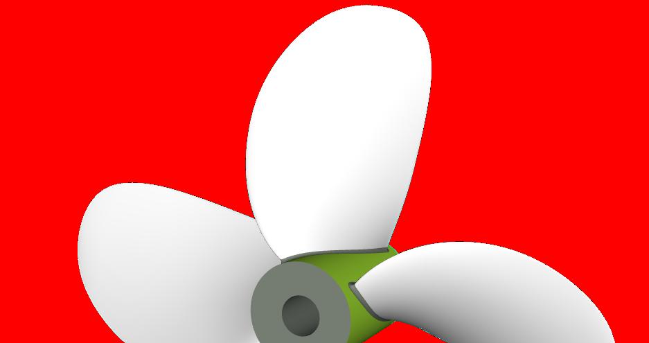 wageningen b-series propeller