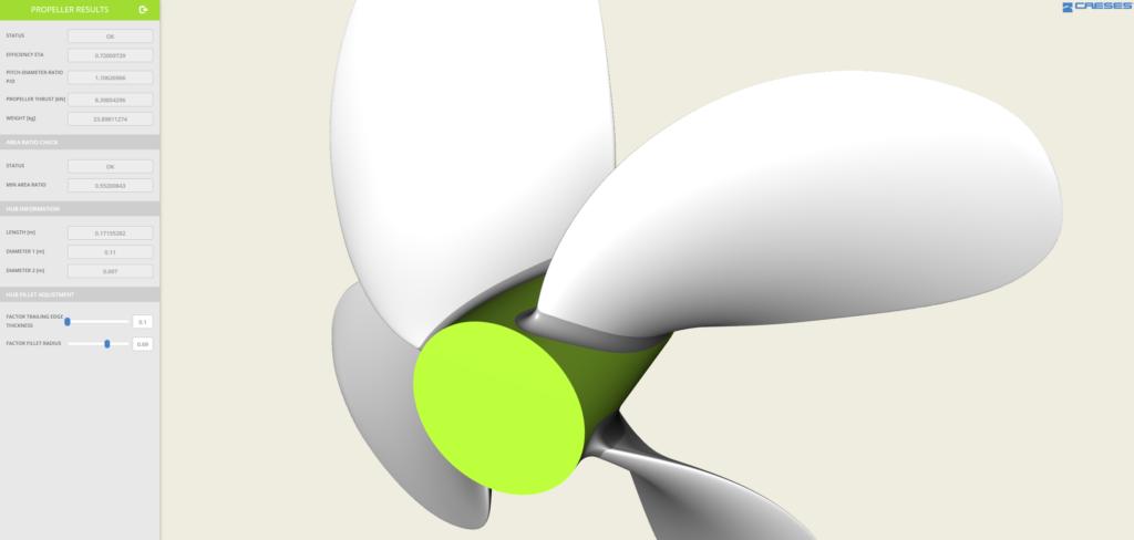 wageningen propeller generator app